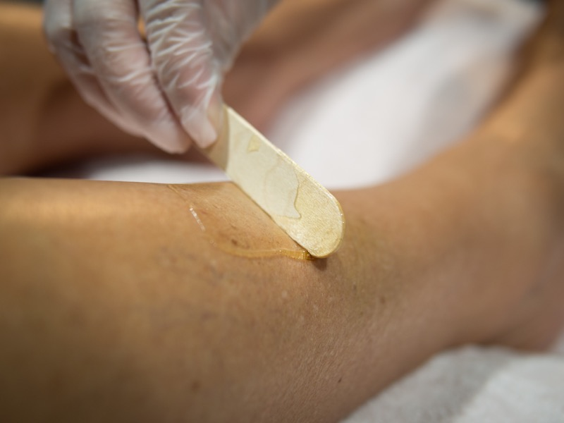 NouVeau Salon and Day Spa Waxing for Hair Removal